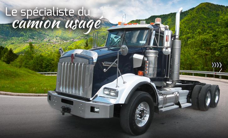 Camion A Vendre >> Camion A Vendre Camion Gilbert Camion Lourd Canada